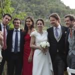 Boda Alicia y Ariel - Novios con amigos - Santiago Stankovic Fotógrafo