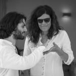 Boda Marina y Jaime - Novio dando la mano - Santiago Stankovic Fotógrafo