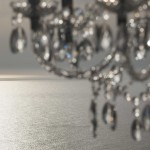 Boda de Sara & Victoria - Detalle de lámpara ante mar - Santiago Stankovic Fotógrafo