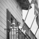 Boda Marina y Jaime - Familia en balcón - Santiago Stankovic Fotógrafo