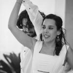 Boda Marina y Jaime - Novios de la mano - Santiago Stankovic Fotógrafo