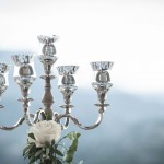 Boda de Sara & Victoria - Detalle de candelabro - Santiago Stankovic Fotógrafo