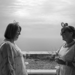 Boda de Sara & Victoria - Dos mujeres hablando - Santiago Stankovic Fotógrafo